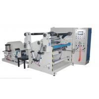 Quality Automatic Paper Straw Making Cutting Machine variable frequency speed regulation slitting machinery for sale