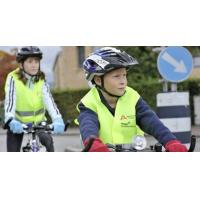 Wholesale Custom Reflective Safety Vests For Kids Cycling To School from china suppliers
