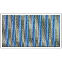 China Blue Stripes Horse Tail Hair Plain Weave Fabric Anping Shengwei For Chair on sale