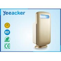 Wholesale Electrical White / Gold Smart Air Purifier Hepa Filter Applying Space 41 ㎡ – 60 ㎡ from china suppliers