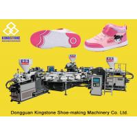 Wholesale Kids Sports Shoe Sole Injection Molding Machine, TPR Sole Moulding Machine from china suppliers