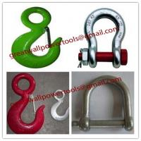 Buy cheap Shake-proof shackle,Heavy shackle, Safety Anchor Shackle,Bow shackle from wholesalers