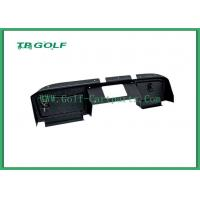 China Plastic Golf Cart Overhead Storage Tray With Glove Boxes Customize Design on sale