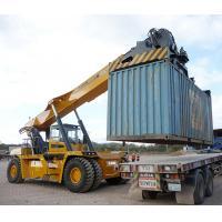 Wholesale XCMG 45 Ton Port reach Stackers Container Reach Stacker XCS45 from china suppliers