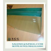 China safety glass laminated sheet on sale