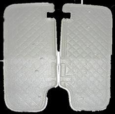 5mm 1mm Thickness Cross Linked PE Foam Sheet Polyolefin LDPE For Car Inner