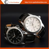 Wholesale 005A2 Fashion Jewelry Wholesale Leather Watches Unisex Man Woman Stainless Quartz Watches from china suppliers