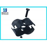 Quality Strengthen Black Metal Joint For Industrial Logistic Pipe Rack System HJ-11 for sale
