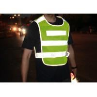 Wholesale Traffic Safety Reflective vest  ,  Visible construction spot work wear from china suppliers