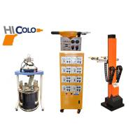 Reciprocator Automatic Powder Coating Systems With Powder Sifter for sale