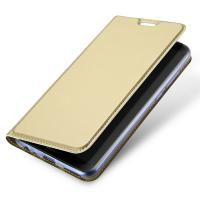 Wholesale Gold Huawei Phone Cases / Huawei Mate 10 Lite PU Leather Phone Cover With Magnet Gold from china suppliers