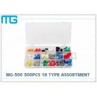 Wholesale 18 Types Terminal Assortment Kit  MG - 300 300 pcs E TE Disconnects FDD Connectors from china suppliers