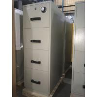 Wholesale Antimagnetic Fireproof Storage Cabinets 4 Drawer For CD / Documents from china suppliers