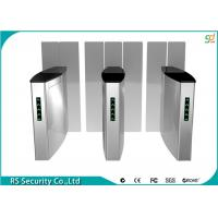 Wholesale High Grade Speed Gate Turnstile Aimed At Intelligent Managent Sliding Barrier from china suppliers