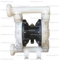 China Engineering Plastic Air Operated Diaphragm Pump on sale