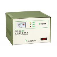Wholesale High Precision AC Automatic Voltage Regulator Single Phase For Measuring Equipment from china suppliers