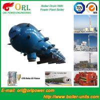 Wholesale Petrochemical industry solar boiler mud drum ASME certification manufacturer from china suppliers
