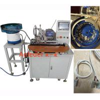 Buy cheap Automatic Wire Soldering Equipment Connector USB Welding Machine with CE Certificate from wholesalers