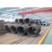 Vehicle H08Mn2SiA Welding Wire Rod Diameter 5.5mm / 6.5mm ISO Approval