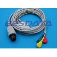 Wholesale Universal ECG Cables And Leadwires For GE Dinamap / Critikon OEM / ODM Available from china suppliers