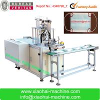 Wholesale Full Automatic Nonwoven health Medical Face Mask ear loop Spot Welding Machine for Inner and outer Earloop from china suppliers