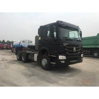 Buy cheap Manual Operated Heavy Duty Tractor / Sinotruk Tractor Truck Max Speed 102 Km /H from wholesalers