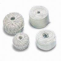 Wholesale Cotton Ropes with 1.5 to 24mm Diameter from china suppliers