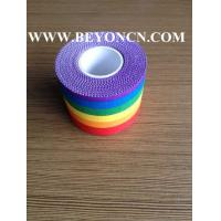 Wholesale FDA Adhesive Sports Wrap Tape Rich Color Pattern Neat Cut Work from china suppliers