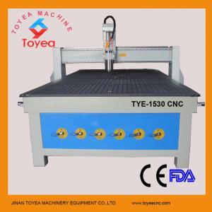Buy cheap Hiwin Square linear rail & gear driving 1530 CNC Wood machine TYE-1530 from wholesalers