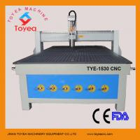 Buy cheap vacuum table with T-slot CNC Wood engraving machine TYE-1530 from wholesalers