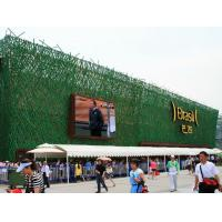 Commercial p10 p16 p20 Outdoor Full Color Led Display With Double Side 346 Pixel for sale
