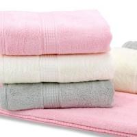 Buy cheap Smooth Durable Organic Cotton Towels Popular Dobby Style Cotton Terry Towel from wholesalers