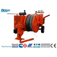 Wholesale Hydraulic Tensioner Overhead Line Stringing Equipment Max Continuous Pull 2x40kN from china suppliers