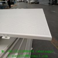 Wholesale fabric perforated acoustic wall panel for banquet hall decoration from china suppliers