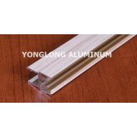 Buy cheap Metal Building Material Wardrobe Aluminium Profile For Industrial Corrosion from wholesalers