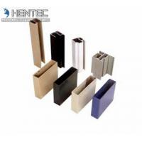 Wholesale OEM Aluminum Window Extrusin Profiles With Finished Mchining from china suppliers