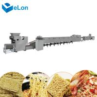 China Industrial automatic small scale instant noodle making machine manufacturers from China on sale