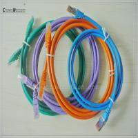 Wholesale Cat5e RJ45 Patch Cable 26AWG UTP Patch Cable Copper Stranded Patch Leads 1m 2m 3m 4m etc from china suppliers