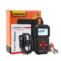 China CCA Car Battery Tester , Car Diagnostic Tools 12V Universal Cell With Printer on sale