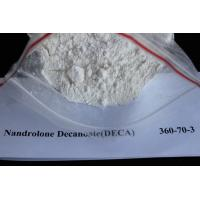 China Healthy No Side Effects Steroid Hormone Powders Nandrolone Decanoate / Durabolin / Deca on sale