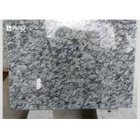 Black And White Granite Stone Tiles For Interior And Exterior Flooring / Wall for sale
