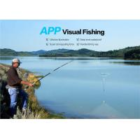 Wholesale APP visual fishing camera APP WiFi Hot-spot, mobile APP real-time monitoring fish bite bait Support OSMAC / Android OS from china suppliers