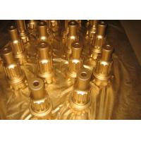 Wholesale Mission 50-140 DTH Hammer Bits, Water / Geothermal Well Drilling Button Bit from china suppliers