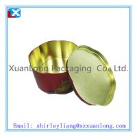 Wholesale metal tin chocolate boxes design from china suppliers