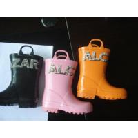 Wholesale children gum boots from china suppliers
