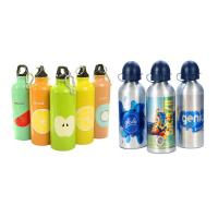Mida 500ml 600ml 750ml Blank Sublimation water bottle aluminum sport bottle for Summer Outdoor Camping Cycling for sale