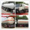 Buy cheap 20,000L bulk lpg gas transportation truck for sale, lpg gas tank truck for sale from Wholesalers