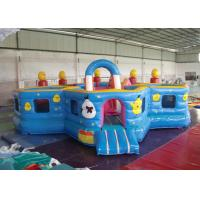 Wholesale Lovely Waterproof Inflatable Toddler Playground ,  Kids Bouncy Castle Rental from china suppliers