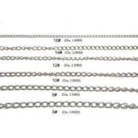 Wholesale Twist Link Steel Chain from china suppliers