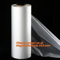 Wholesale Transparent cheap PE Stretch Film with different specifications, Plastic PVC stretch film from china suppliers